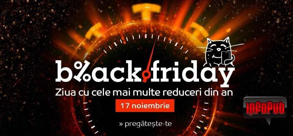 eMAG se pregateste pentru vanzari record de Black Friday