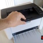 Deschidere Trapa Acces Cartus Samsung MLT-D111S