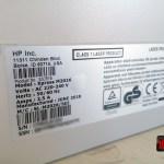 Eticheta Identificare Productie Samsung Xpress SL-M2026