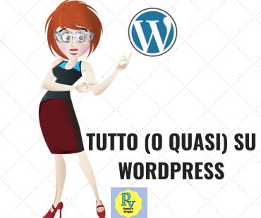 Punto e virgola blog wordpress