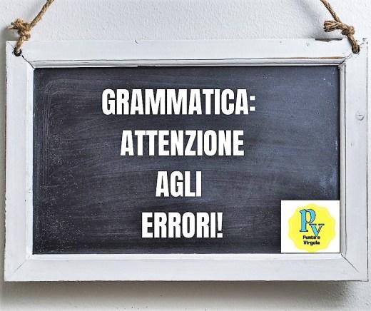 grammatica punto e virgola blog