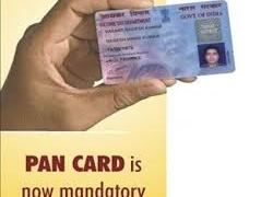 Why to have a PAN Card?