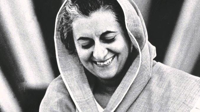 first women prime minister of india