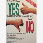 How to say No when we want and have to say No