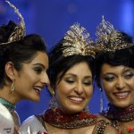 Miss Pooja Chopra crowned as Femina Miss India-World 2009