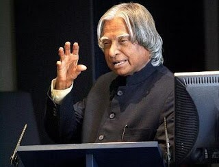 Dr A P J Abdula Kalam