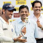 Team India Tops in Test Cricket Ranking