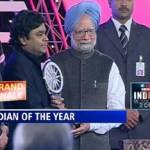"Music Maestro A R Rahman awarded ""Indian of the year 2009"""