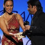 A R Rahman won 2 Grammy Awards