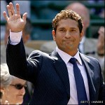 India's Cricket Super-Star- Sachin Tendulkar is the First Ever Batsman to score 50 Test Centuries