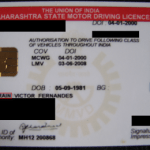 Driving License will not be accepted as Address Proof in Maharashtra State