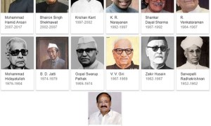 List of Vice Presidents of India Since 1952 Till Date