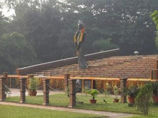 Parade Ground Converted Indira Gandhi  Park Bhubaneswar