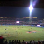 "Will ""Chinnaswamy Stadium"" -Bangalore Get Lighted By Solar Energy ?"
