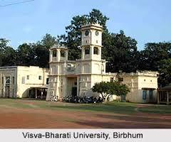 Viswabharathi University Shanthiniketan