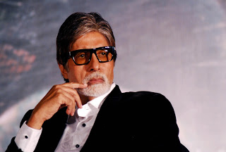 Number ONE Bollywood Star Amitabh Bachchan