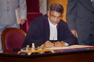 Chief Justice R.M.Lodha
