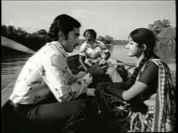Sridevi in Moondru Mudichu with Kamal and Rajni