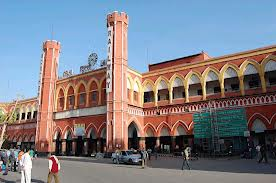 Nizamuddin New Delhi Railway Station