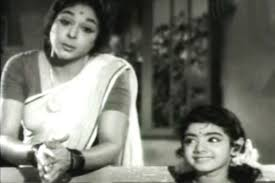 Sridevi in Malayalam Movie Poombatta