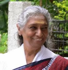 Playback Singer S Janaki