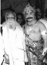 Sivaji Ganesan with EVR Periyar