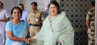 Ms Shirin Sharmin Chaudhury Speaker of Bangladesh