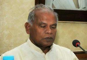 Jitan Ram Manjhi CM of Bihar