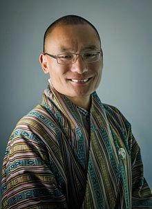 Tshering Tobgay PM of Bhutan