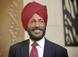 Indian Athelete Milkha Singh