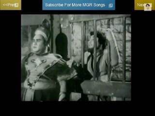 Thoongaathe Thambe Thoongaathe Song Still in MGR's Naadodi Mannan