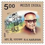 Biography of R.K.Narayan-Indian English Novelist and Writer
