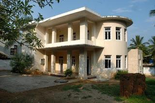 R.K.Narayan's Own House at Mysore