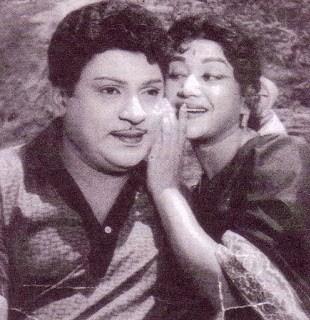 C.R.Vijayakumari with SSR