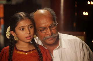 "Baby Sara and Nasser in Song ""Azhage, Azhage"" in Movie 'Saivam'"