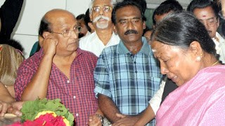 Aachi Manorama in SSR's Funeral