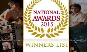 National Awards 2015