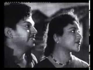 SSR and C.R.Vijayakumari in Thanga Rethinam