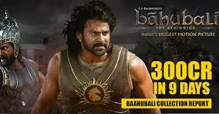 Bahubali 300 Crores