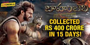 Bahubali 400 Crores
