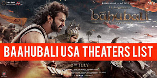 Bahubali I Released in USA