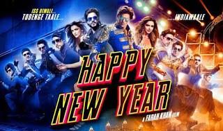 Shah Rukh Khan's Happy New Year