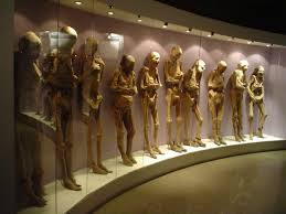 Mummyfication in India