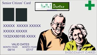 Photo ID Card of Senior Citizens