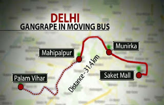 2012 Delhi Bus Gang Rape and Murder