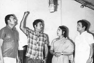 Nambiar in Stage Drama