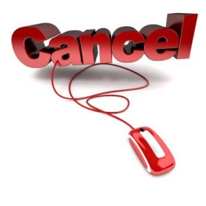 online-cancellation