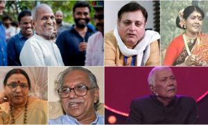 Complete List of Padma Awards- 2018-(Statewise)