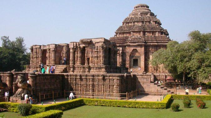 Sundial temple