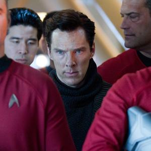 Ein wirklich toller Bösewicht - Benedict Cumberbatch als John Harrison (© 2012 Paramount Pictures/Zade Rosenthal)